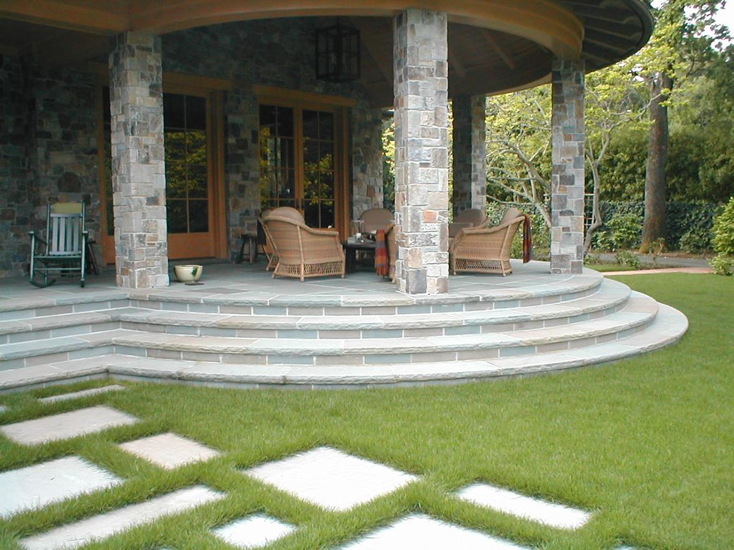 Bluestone Paving and McGreggor Lake